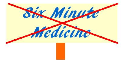 6 minute medicine