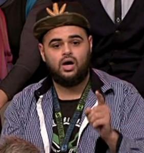 Zaky Mallah on Q&A