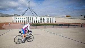 Abbott the cyclist